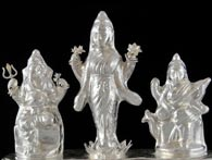 Silver Articles >  Silver Murtis (Idols) >