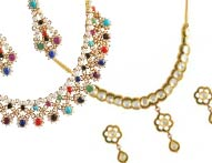 Necklace Earring Sets >  Stone Necklace Sets >