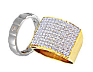 Diamond Jewelry >  Diamond Rings (Mens) >