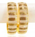22K Gold  Rohdium Kadas 2PC - Click here to buy online - 5,049 only..