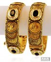 22K Exclusive Antique Kada - Click here to buy online - 5,580 only..