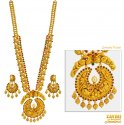 Click here to View - 22 kt Traditional Temple Set