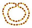 Click here to View - 22 Kt Gold Rudraksh Mala