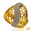 Designer Ring 22K Gold - Click here to buy online - 503 only..