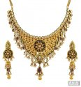 Click here to View - 22k Exclusive Kundan Necklace Set