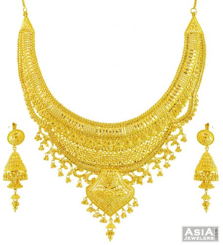 Indian Gold Jewellery Necklaces Gold Necklace With Indian