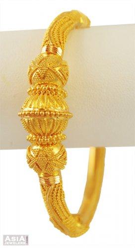 22k Designer Filigree Kada1 Pc