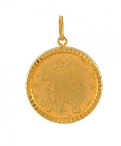 22k gold om pendant ajpe51234 22k gold round shape om pendant 22k gold om pendant mozeypictures Image collections