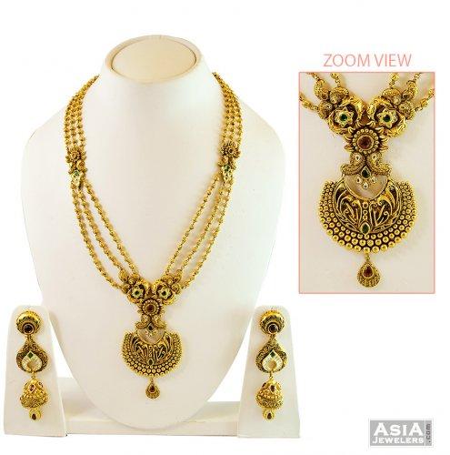 22k Gold Necklace