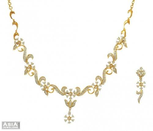 Exclusive nakshatra diamond set ajdi54929 us 8468 18k gold exclusive nakshatra diamond set aloadofball Choice Image
