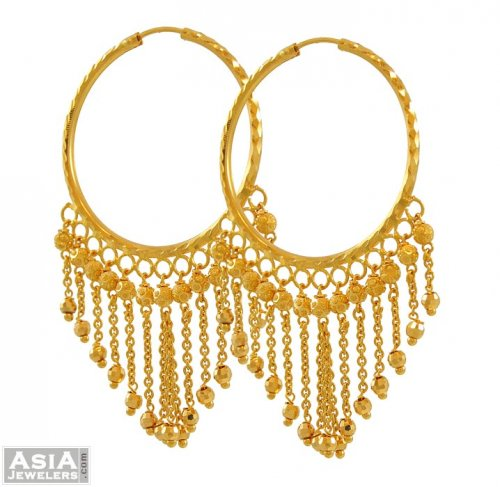 22ct Indian Gold Pendant Set 993 99: Gold Earrings Indian Style Dior By Mitchel Maer Fl Indian