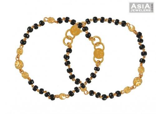 Kids Holy Bracelets 22k Gold