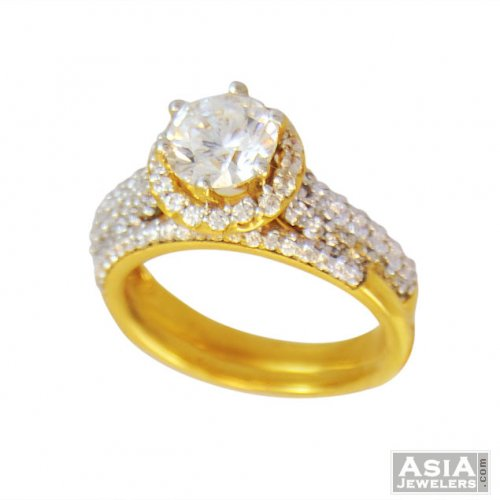 rings for with ring women gold online and diamond abhi jewelry
