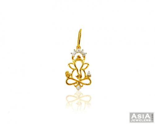 14kt yellow gold ganesh pendant ajdi58012 14kt gold fancy lord 14kt yellow gold ganesh pendant aloadofball Image collections