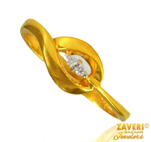 22 Karat Gold Fancy Ring