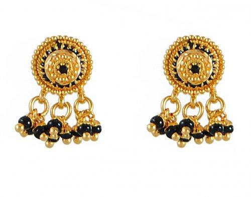 22k Small Earrings