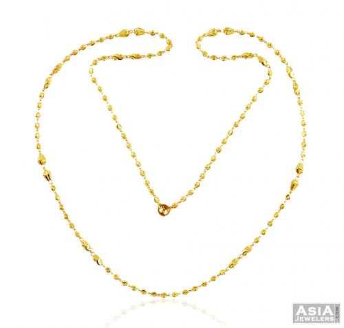 handmade gold necklace search l indian images chains traditional balls india necklaces