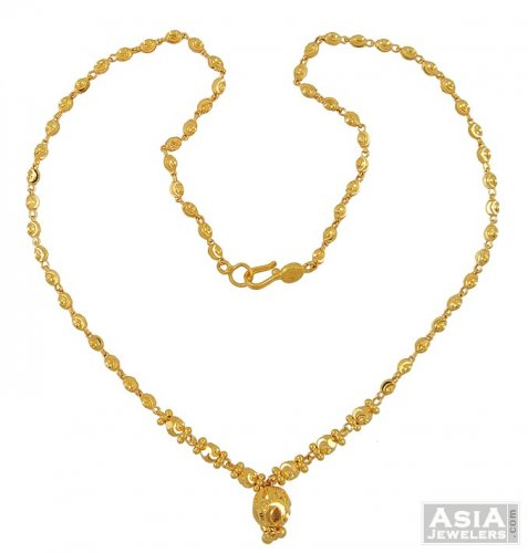 indian designs simple gold articles heavy chains and jewellery