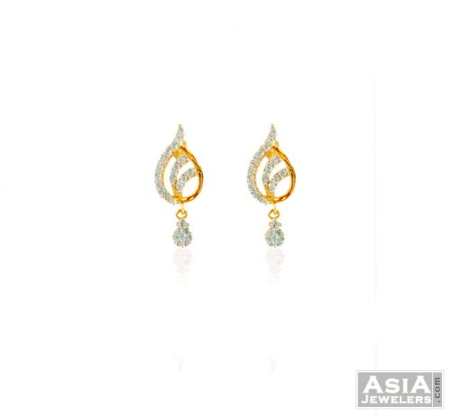 gold jhumkas urshi indian zoom designers designer buy online collections plated earrings beautiful south jewellery designs