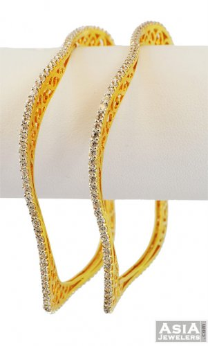 shaped bangles online in prices buy dp studded square ruby low at india