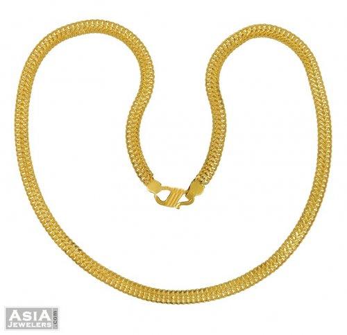 21k Gold Chain February 2020