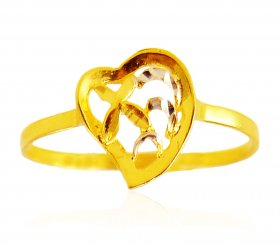 22Kt Gold ring ( 22K Gold Rings )