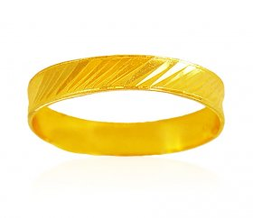 22karet Gold band (Ring)