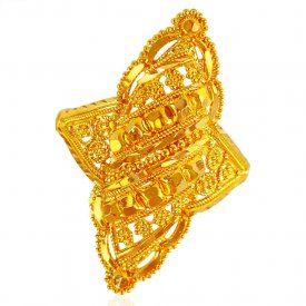 22karat Gold Ladies Ring ( 22K Gold Rings )