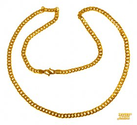 22 KT Gold Link Chain ( Mens Gold Chain )