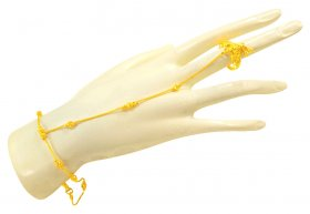 22 Karat Gold Panja (1pc) ( 22K Ladies Bracelets )