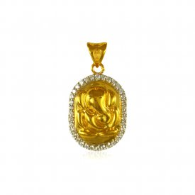 22k Ganesh Gold  Pendant ( Ganesh, Laxmi, Krishna and more )