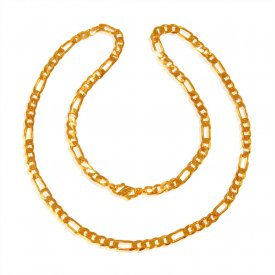 22 Karat Gold Chain 22In ( Mens Gold Chain )