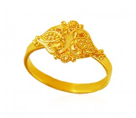 22k Gold kids ring