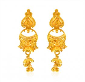 22Kt Gold Earrings