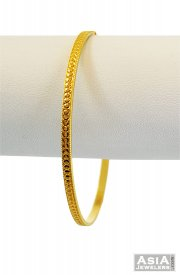 22K Gold Bangle (1 Pcs) ( 22K Gold Bangles )