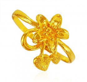22Karat Gold Ring for Ladies ( 22K Gold Rings )