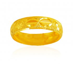 22K Gold Band (Ring) ( Gold Wedding Bands )