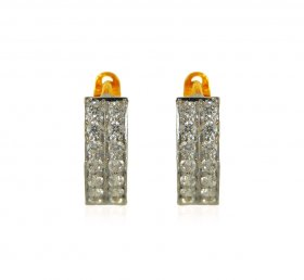 22Kt Gold Clipon Earring ( Gold Clipon Earrings )