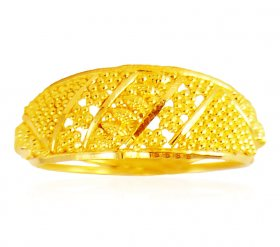 22 Karat Gold Ring ( 22K Gold Rings )