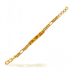 22K Gold 2 to 4 yrs Kids Bracelet  ( Baby Bracelets )