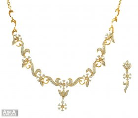 Exclusive Nakshatra Diamond Set