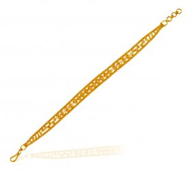 22Kt Gold Ladies Bracelet