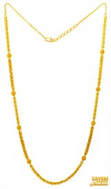 22k Gold Long Chain For Ladies ( Gold Fancy Chains )