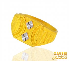 22karat Gold Ring for Men ( Men`s Rings )