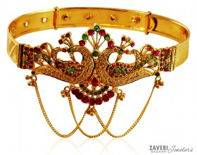 22K Gold Armlet (arm bangle) ( Armlets (Bajuband) )