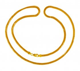 22 Kt  Mens Fancy Chain