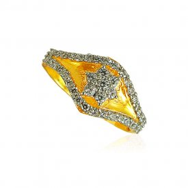 22Kt Gold Ladies Ring