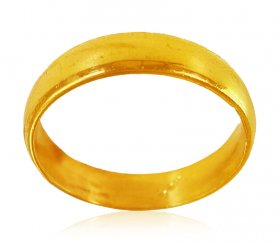 22karat Gold Wedding Band