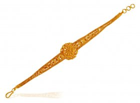 22 Karat Gold Ladies Bracelet