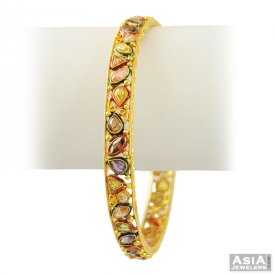 22K Designer Ladies Kada
